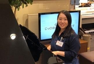 スタッフ写真電子ピアノ・キーボード與田