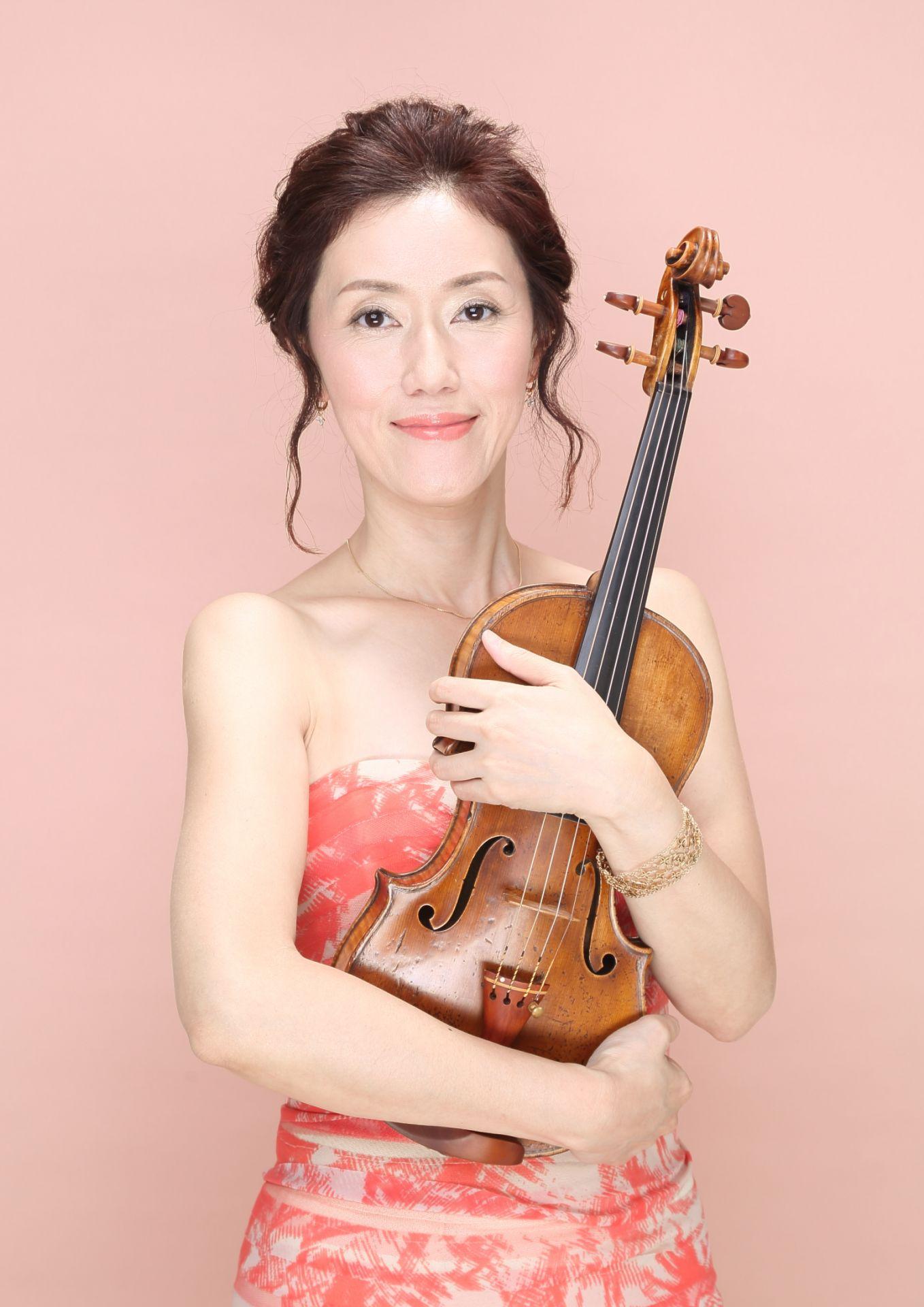 バイオリン講師:遠原貴子