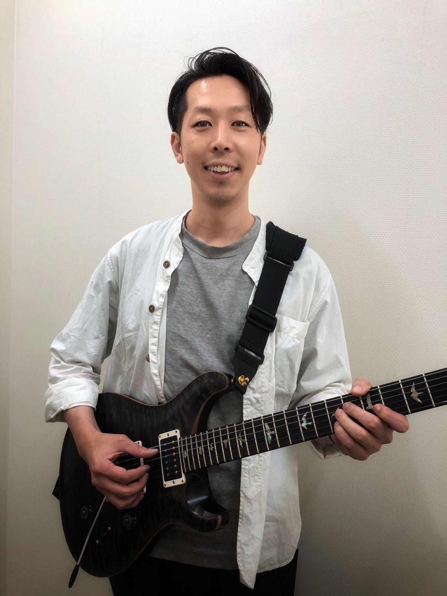 ギター科広瀬典彦