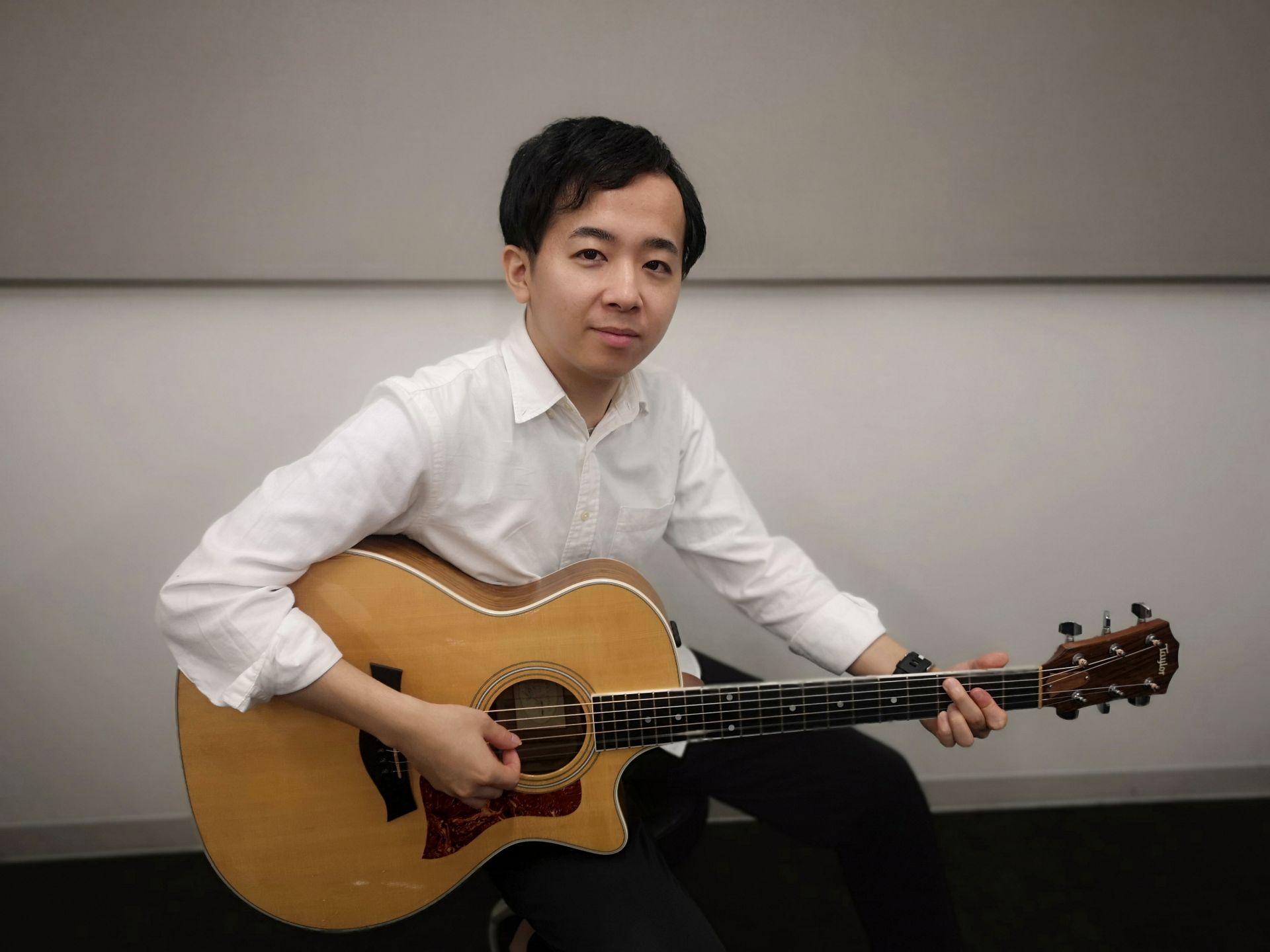 ギター科平野渉講師