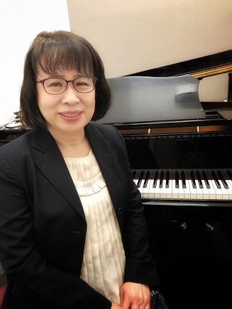 ピアノ科 角田講師