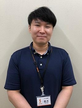 ドラム科講師鈴木匠