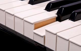 鍵盤の違い