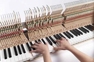ハイブリッド鍵盤