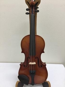 バイオリン 分数