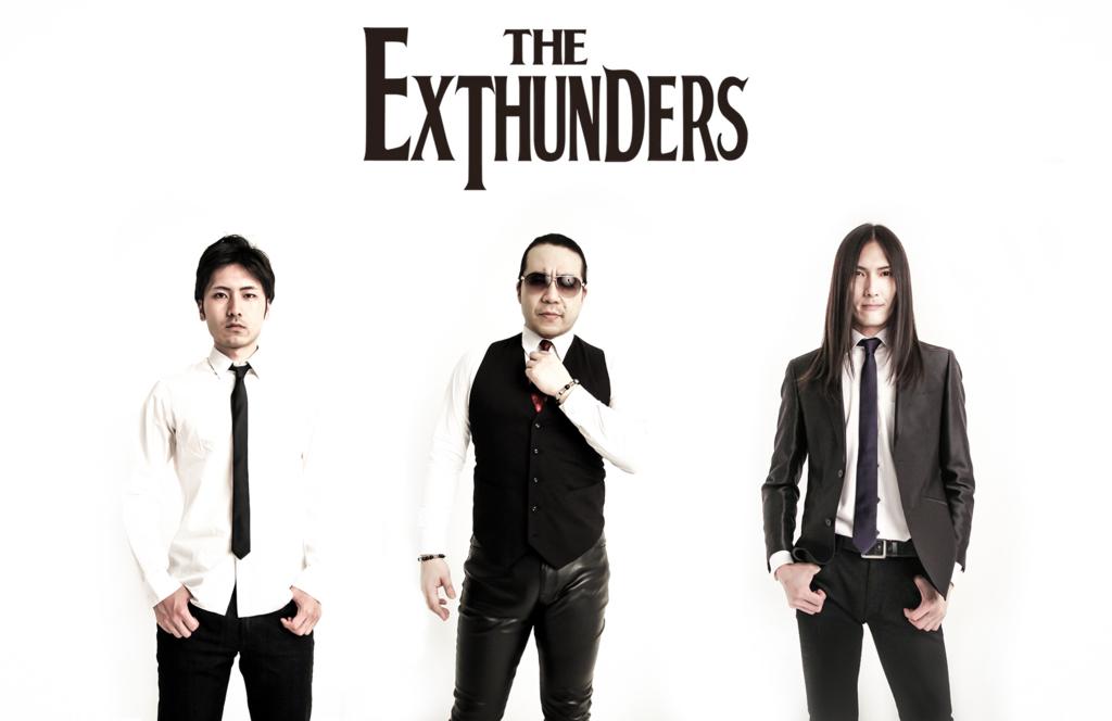 The Exthunders feat.KellySIMONZ