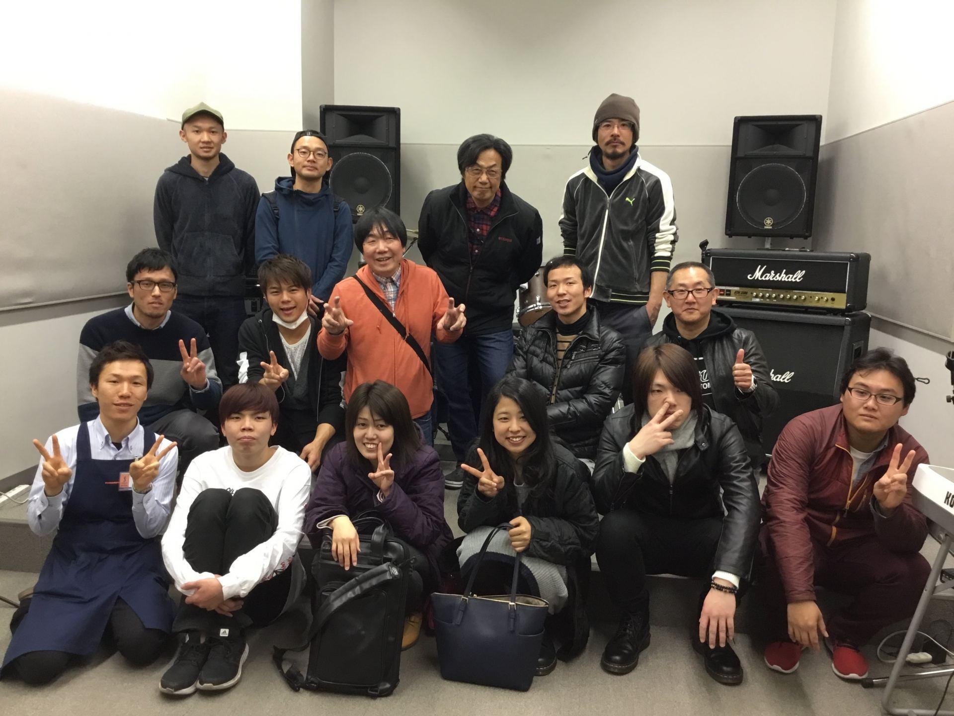 1/28開催 LiveBoxの写真です!