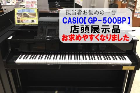 島村楽器イオンモール浜松市野店【GP-500BP】