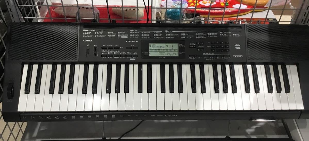 島村楽器イオンモール浜松市野店CTK3500