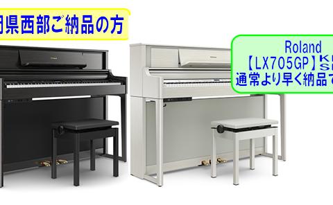 島村楽器イオンモール浜松市野店LX705GP