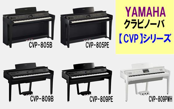 島村楽器イオンモール浜松市野店クラビノーバ【CVP805】【CVP809】