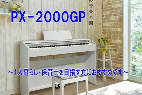 島村楽器イオンモール浜松市野店【PX-2000GP】