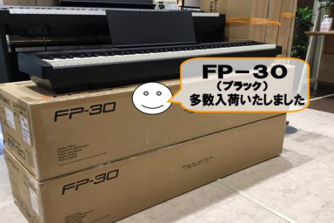 島村楽器イオンモール浜松市野店FP-30BK