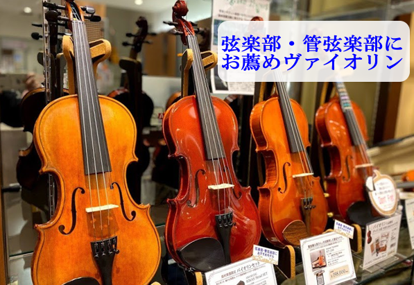 島村楽器イオンモール浜松市野店バイオリン