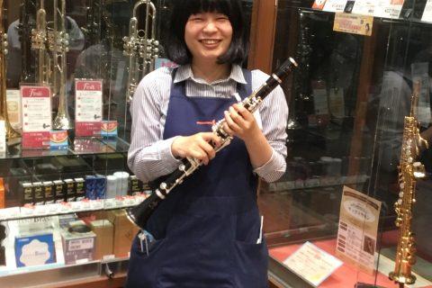 スタッフ写真管楽器小峯
