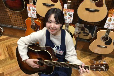 スタッフ写真ギターアクセサリー・シンセサイザー担当豊田