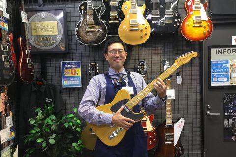 スタッフ写真【店長】《ピアノ・ギター・防音室・デジタルアドバイザー》土井