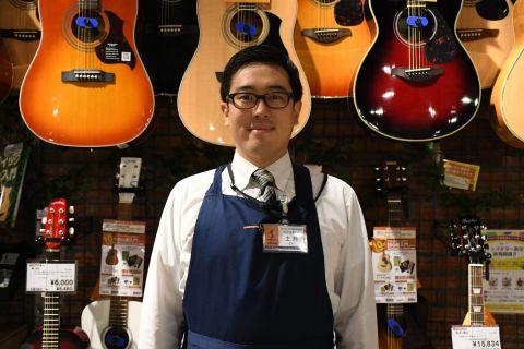 スタッフ写真店長土井 教雅