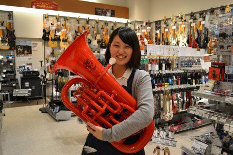 スタッフ写真管楽器シニアアドバイザー岡田 美弥子