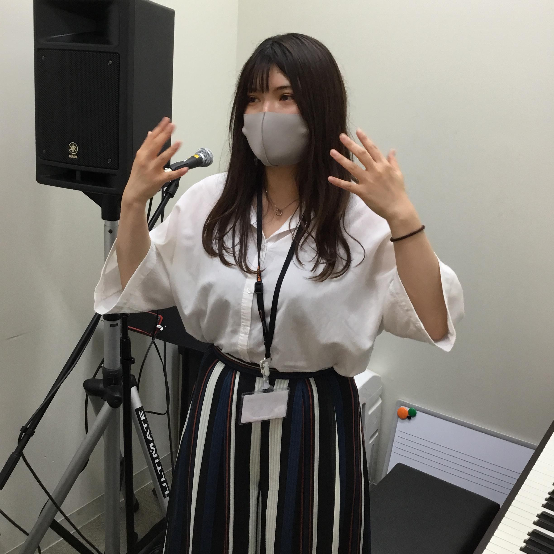 ヴォーカルの音楽教室