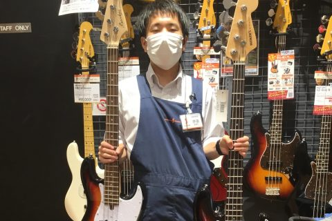 スタッフ写真ドラム、ベース、DTM沖田 誠