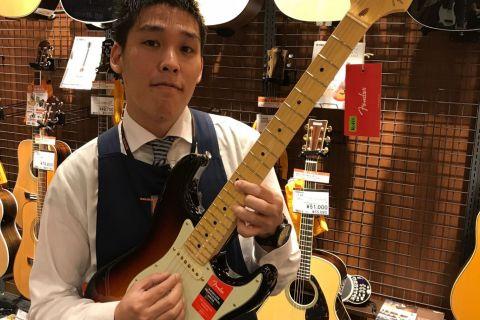 スタッフ写真音楽教室・エレキギター・エレキベース・ドラム・エフェクター・アンプ大塩