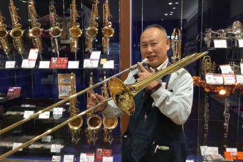 スタッフ写真管楽器村瀬