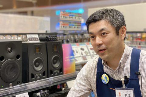 スタッフ写真店長 デジタルアドバイザー萩原