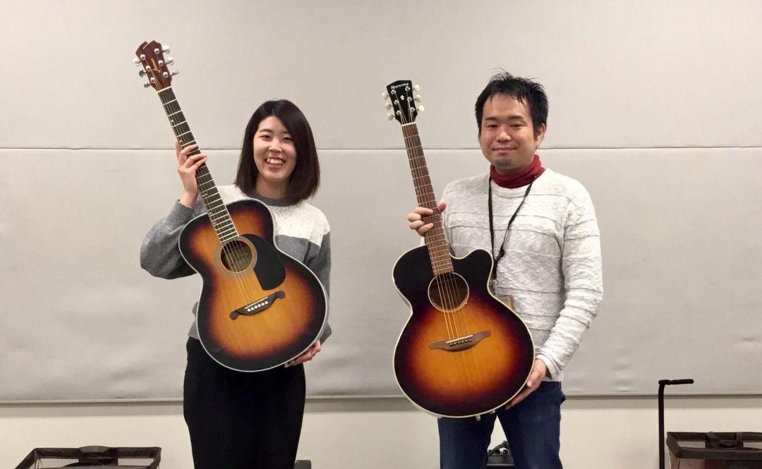 島村楽器川口キャスティ店ギター講師 鷲尾広太先生の体験レッスンレポート