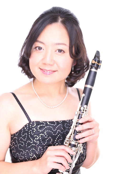 クラリネット科講師 西林亜希子