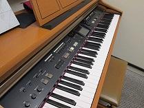 埼玉県川口駅前島村楽器川口キャスティ店大人のピアノ教室レッスン部屋画像