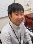 埼玉県川口駅前島村楽器音楽教室ジャズピアノ科講師秋田悟志
