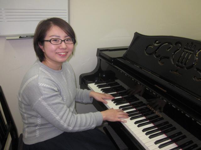 川口駅前かわぐちキャスティ店音楽教室ピアノレッスン講師伊藤香里先生画像