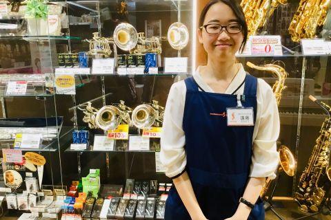スタッフ写真管楽器・管楽器アクセサリー遠藤