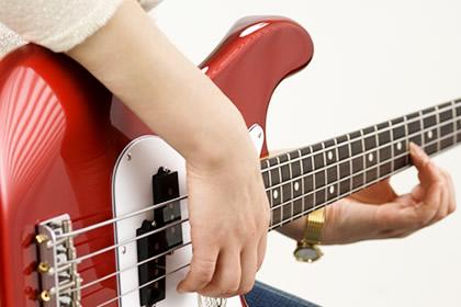 埼玉県川口駅前島村楽器音楽教室エレキベース教室ご案内