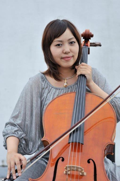島村楽器音楽教室チェロレッスン講師平賀香奈子先生画像