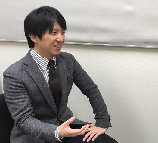 川口駅前音楽教室トランペット講師孝橋佑亮先生画像