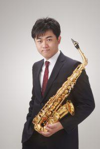 埼玉県川口駅前島村楽器音楽教室サックス講師尾形 一樹