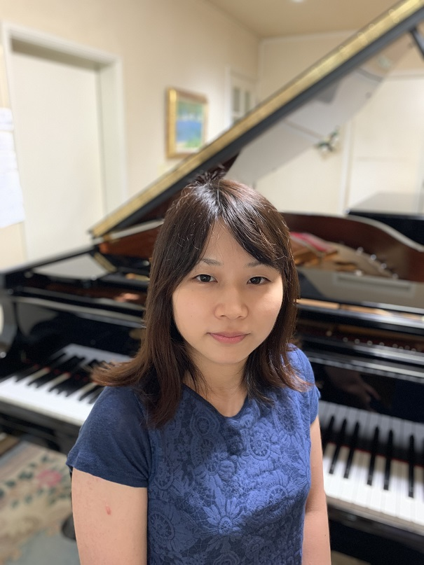 島村楽器音楽教室かわぐちキャスティ店ピアノレッスン講師桑田靖子先生画像