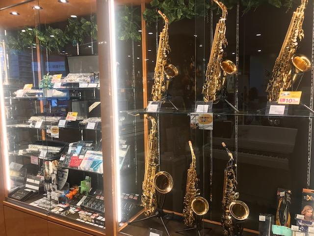 木管楽器 アルトサックス クラリネット フルート