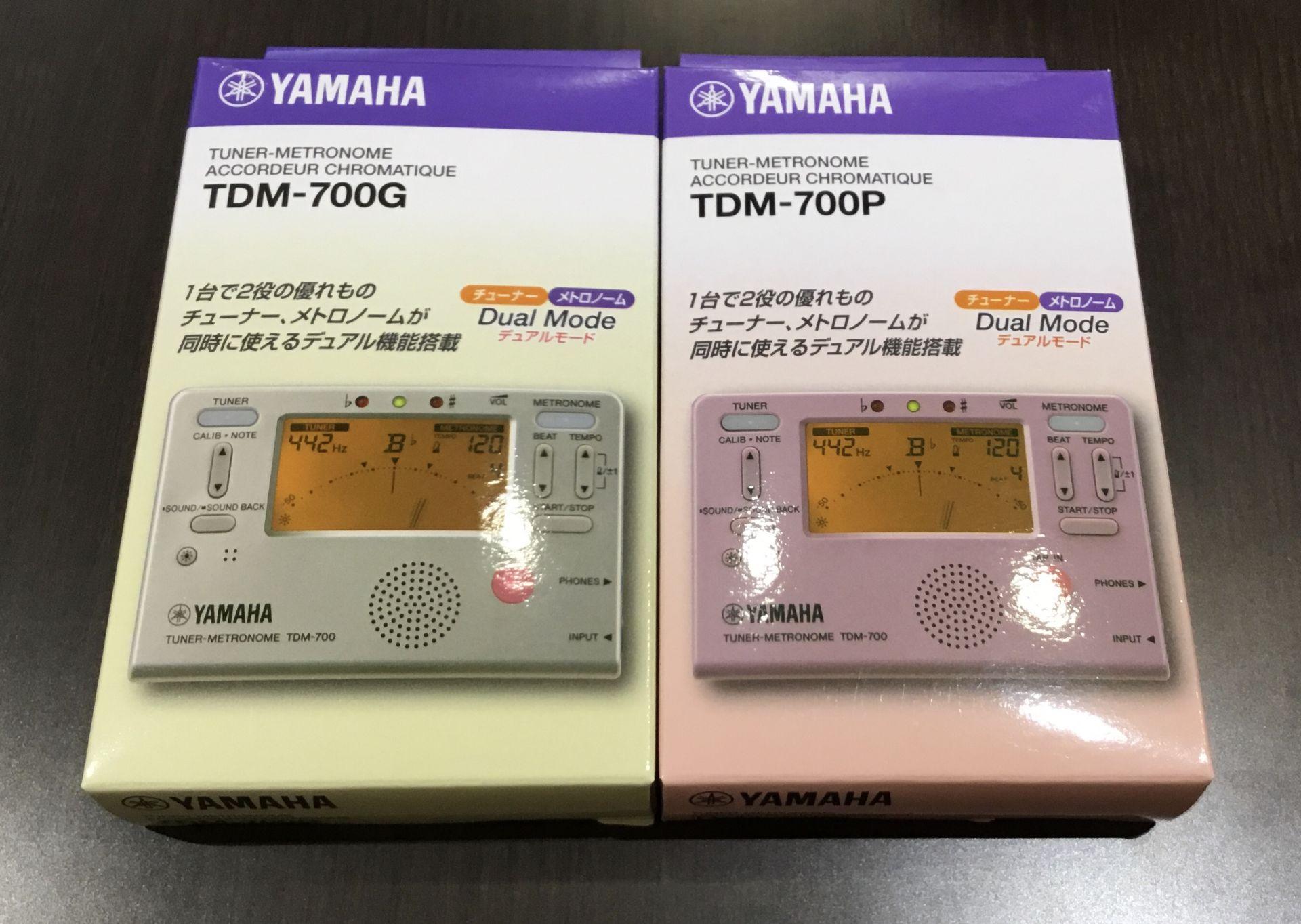 川口駅前島村楽器かわぐちキャスティ店チューナーTDM-700