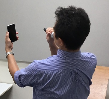 川口のスマホカラオケにも伝える簡易的なレンタルスタジオ