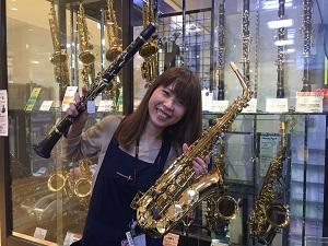 スタッフ写真管楽器福島