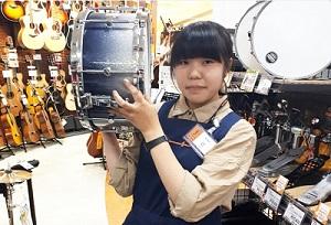 スタッフ写真ドラム・PA辻