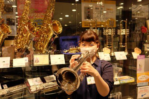 スタッフ写真管楽器稲葉