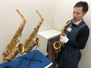 スタッフ写真管楽器北村