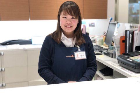 スタッフ写真レジスタッフ 好きなアーティスト:king gnu 髭男 ゲスの極み乙女。横田
