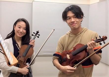 流山 バイオリン 守谷