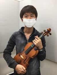 柏 バイオリン