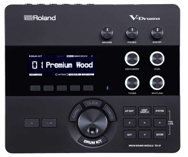 新製品 ローランド TD27